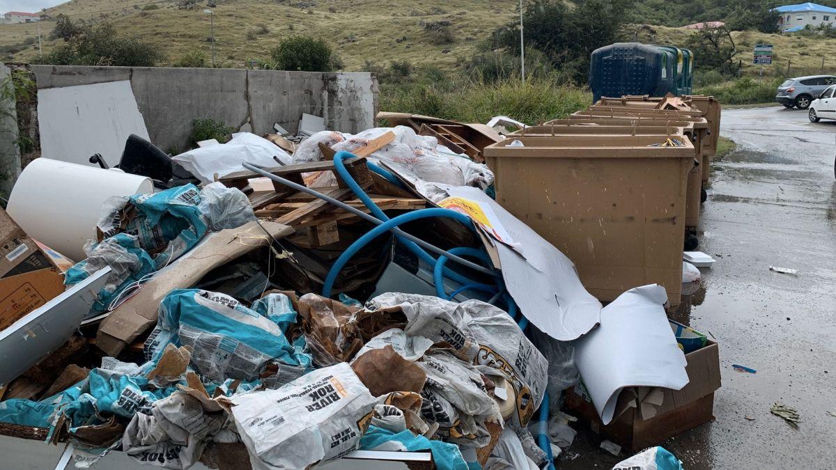 Dépôts sauvages d'ordures : encore  et toujours…