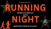 Running Night 2021 : les inscriptions sont ouvertes