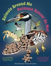 «Animaux Autour de Moi» : un livre de coloriage spécial Saint-Martin