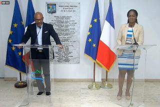 Point hebdomadaire du président Gibbs et de la 1ère VP Valérie Damaseau : Ce qu'il faut retenir