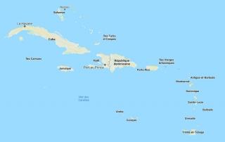 Analyse de la situation sanitaire dans les Caraïbes : c'est pas gagné !