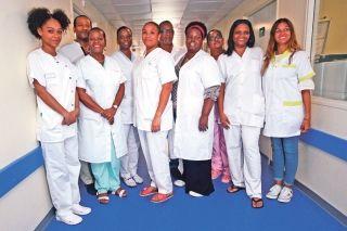 Santé : Hôpital Louis-Constant Fleming, le service de chirurgie refait à neuf