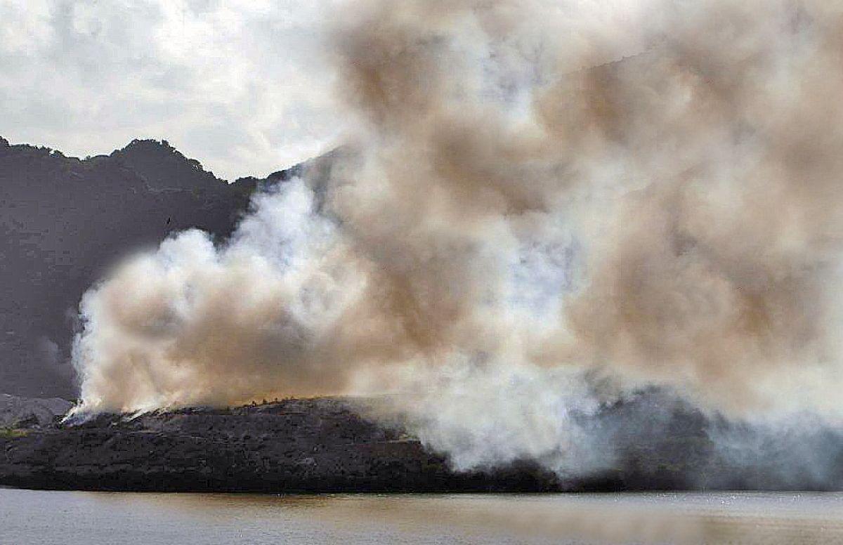 Trente et un incendies depuis  le début de l'année