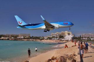 La compagnie TUI de retour sur l'île