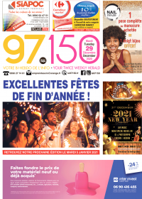 Edition du 29.12.2020