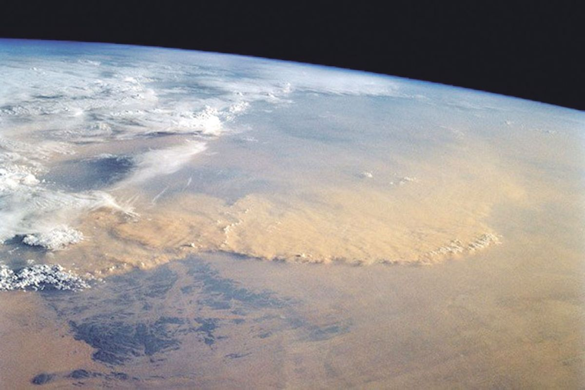 Brumes des sables : La Guadeloupe en alerte rouge. Et Saint-Martin ?