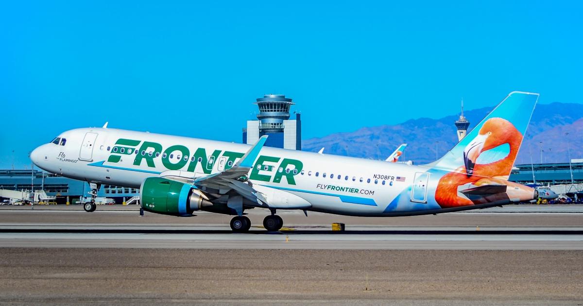 La compagnie low cost Frontier Airlines fait son entrée à l'aéroport Juliana