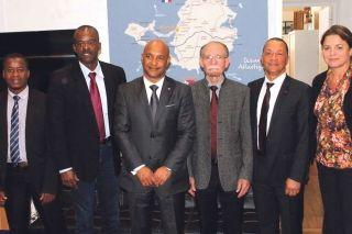 Daniel Gibbs élu Président de l'Association des Régions Ultrapériphériques françaises