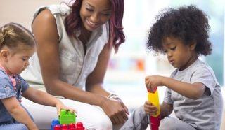 Maintien à domicile pour garde d'enfant