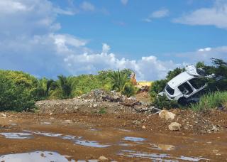 Hameau du Pont : les atteintes à la mangrove se poursuivent