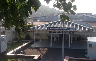 Malaise à l'hôpital de Saint-Martin