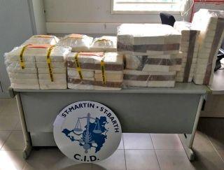 Saisie de 285 kg de cocaïne : 11 individus interpellés dont 4 placés en détention provisoire