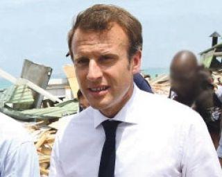 Le Président Macron sera en visite fin septembre sur l'île pour un état des lieux