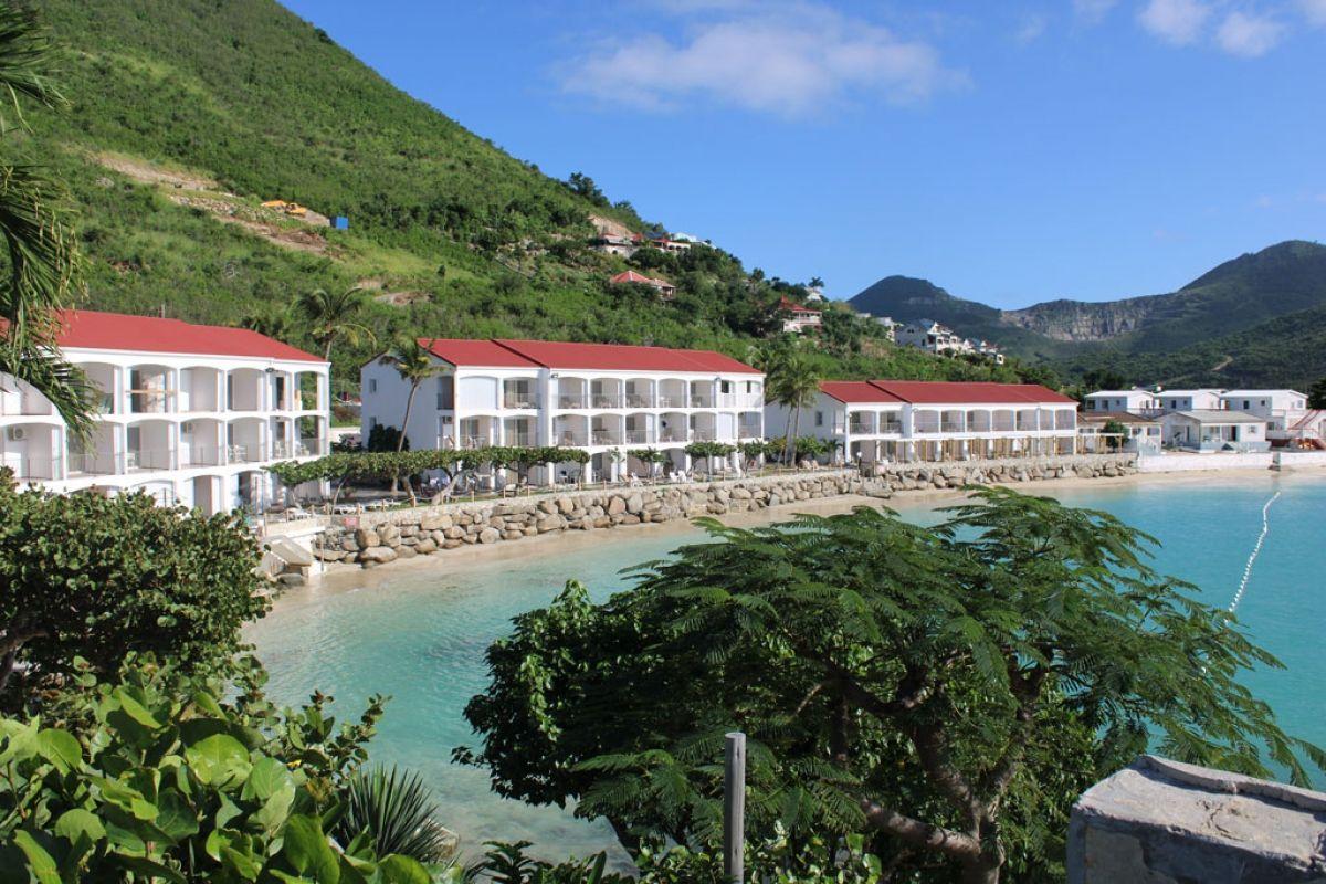 Les chambres de l'Hôtel Grand Case Beach Club ont été entièrement réhabilitées et sont fin prêtes à accueillir les visiteurs.