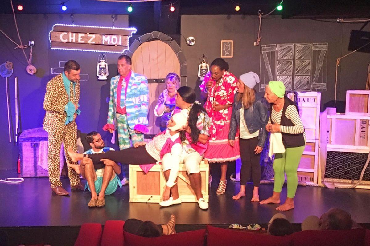 Théâtre : la ruse de Scapin  et la prose de Molière
