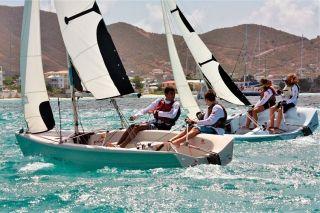 Les marins de Saint-Barthélemy grands gagnants de la Grant Thornton Multi Class Regatta