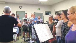 Concert des chorales