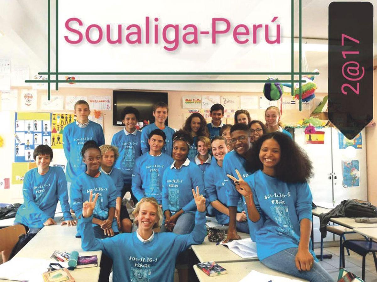 Des élèves de Soualiga  partent sur les traces des Incas, au Pérou