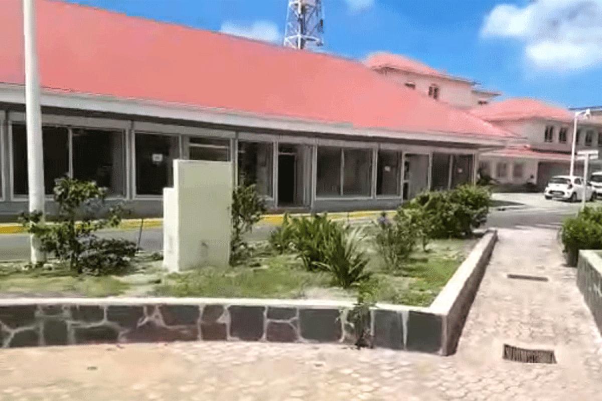 L'ADIE prendra bientôt ses quartiers dans ces nouveaux bureau situés à côté de l'Hôtel de la Collectivité.
