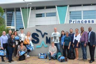 Tourisme : des professionnels du voyage néerlandais en visite sur l'île