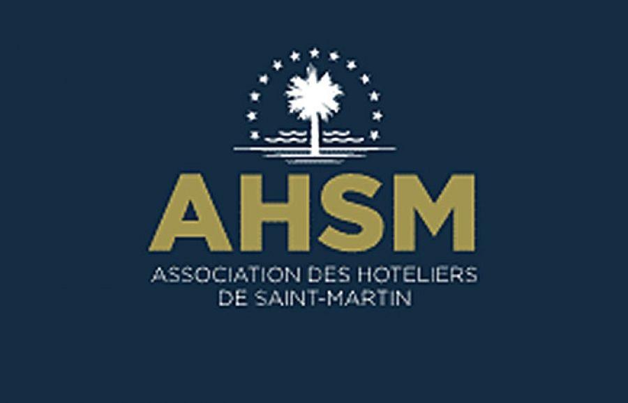 Nouveau look pour le logo  de l'association des hôteliers (AHSM)