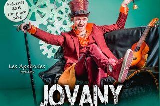 Spectacle : Jovany : un one man show unique  et drôlement hors-piste !