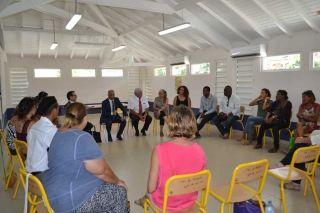 Hier, journée d'échanges entre le Recteur et les équipes  enseignantes « en rotation »