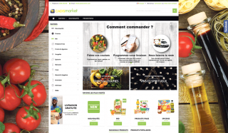 Nouveau : CadisMarket, le supermarché en ligne 100% Saint-Martin