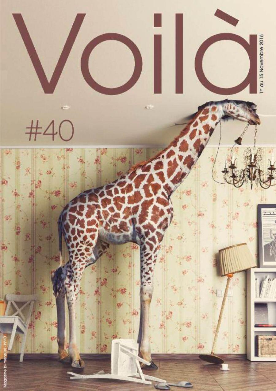 Voilà Magazine nº40