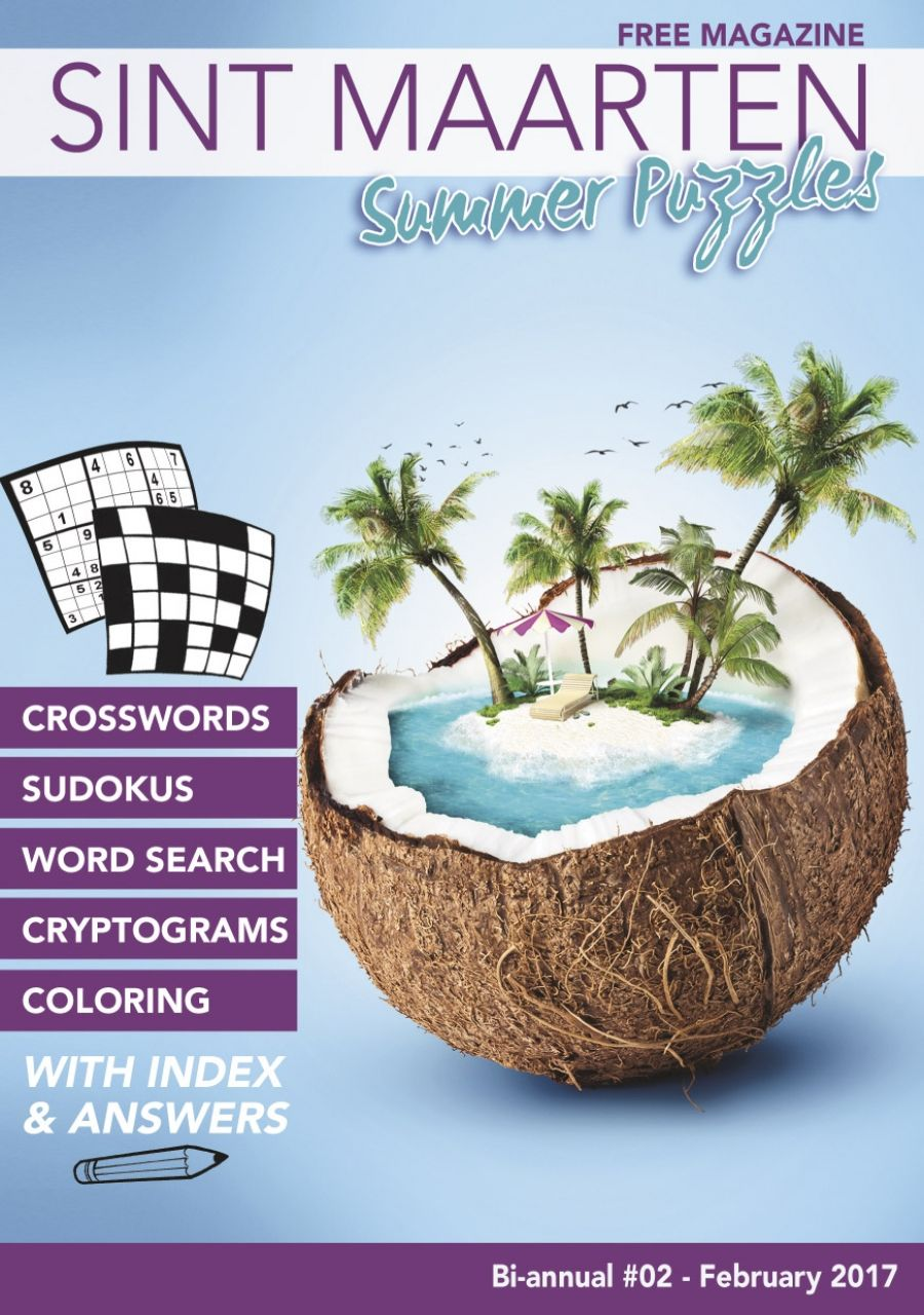 SUMMER PUZZLE #2