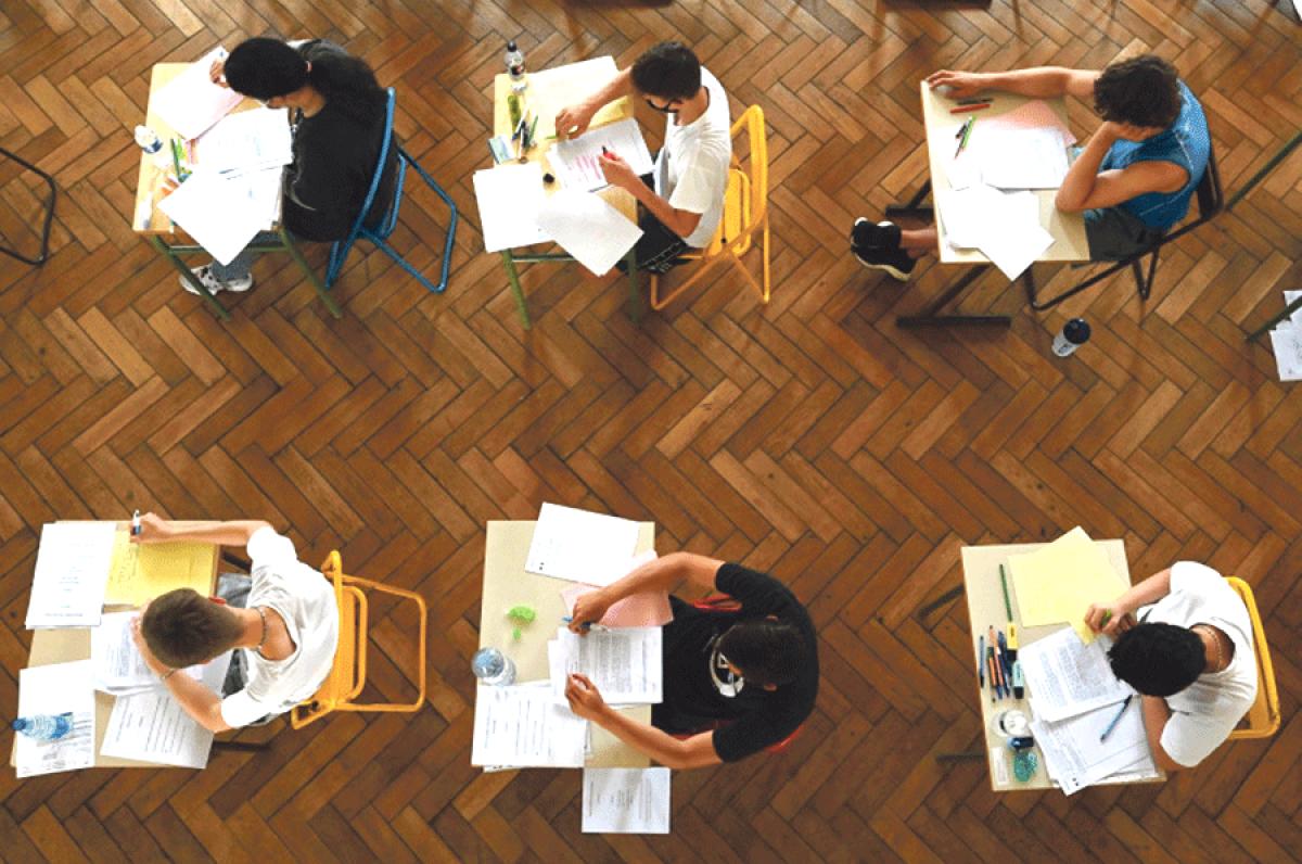 Baccalauréat 2021 :  Entre réforme et protocole sanitaire, une édition inédite !