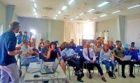 Séances publiques de présentation du PPRN révisé : informer la population des risques encourus