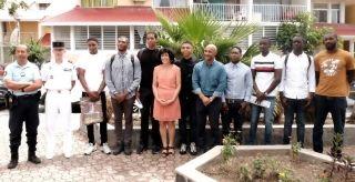8 jeunes saint-martinois intègrent l'armée de terre