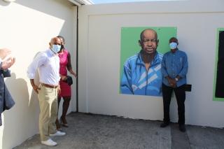 Wall of Fame : un hommage aux acteurs du sport saint-martinois