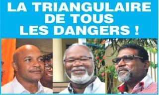 Election territoriale : Une triangulaire pour le second tour