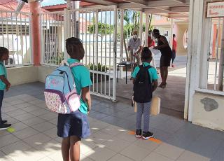 Rentrée des classes : 197 élèves retrouvent les bancs de l'école