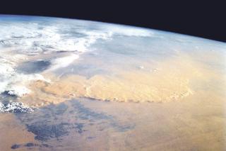 Episode de brumes de sable : Gwad'Air prévoit le niveau orange pour ce mardi 15 juin