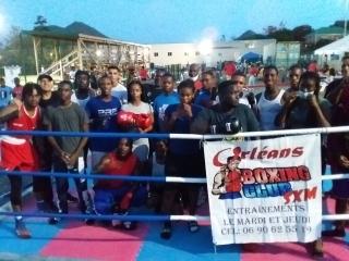 Boxe : 8ème rencontre interclubs