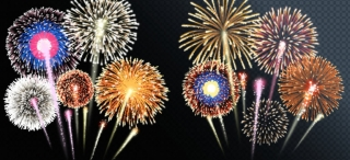 Feu d'artifice à Marigot le mercredi 14 juillet à 20h