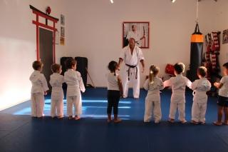 La rentrée des karatékas au Caribbean Karate Oyama