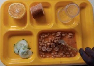 Polémique au sujet des repas servis à la cantine