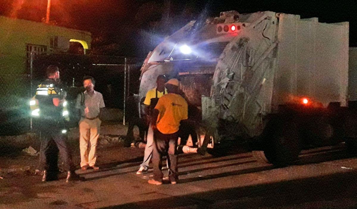Un éboueur meurt écrasé  par le camion d'ordures