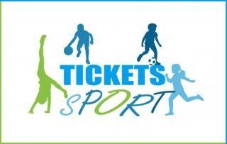 L'inscription au « Ticket Sport » ouverte à partir du mardi 11 juin !