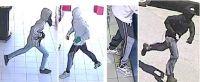 Trois braqueurs recherchés par la police
