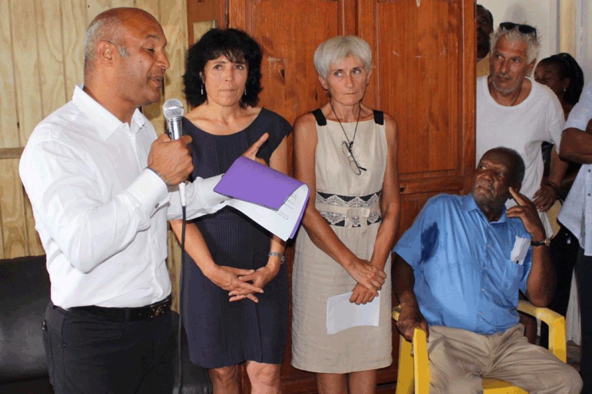 Solidarité : Les Compagnons Bâtisseurs ont fêté leur 100ème bénéficiaire