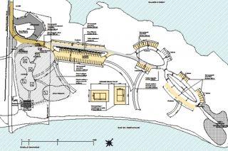 Début des travaux d'aménagement du site du Galion à la fin du mois