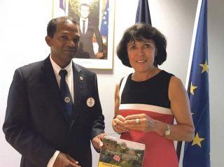 Lions Club : un nouveau Gouverneur pour le District 63, Antilles  et Guyane Françaises