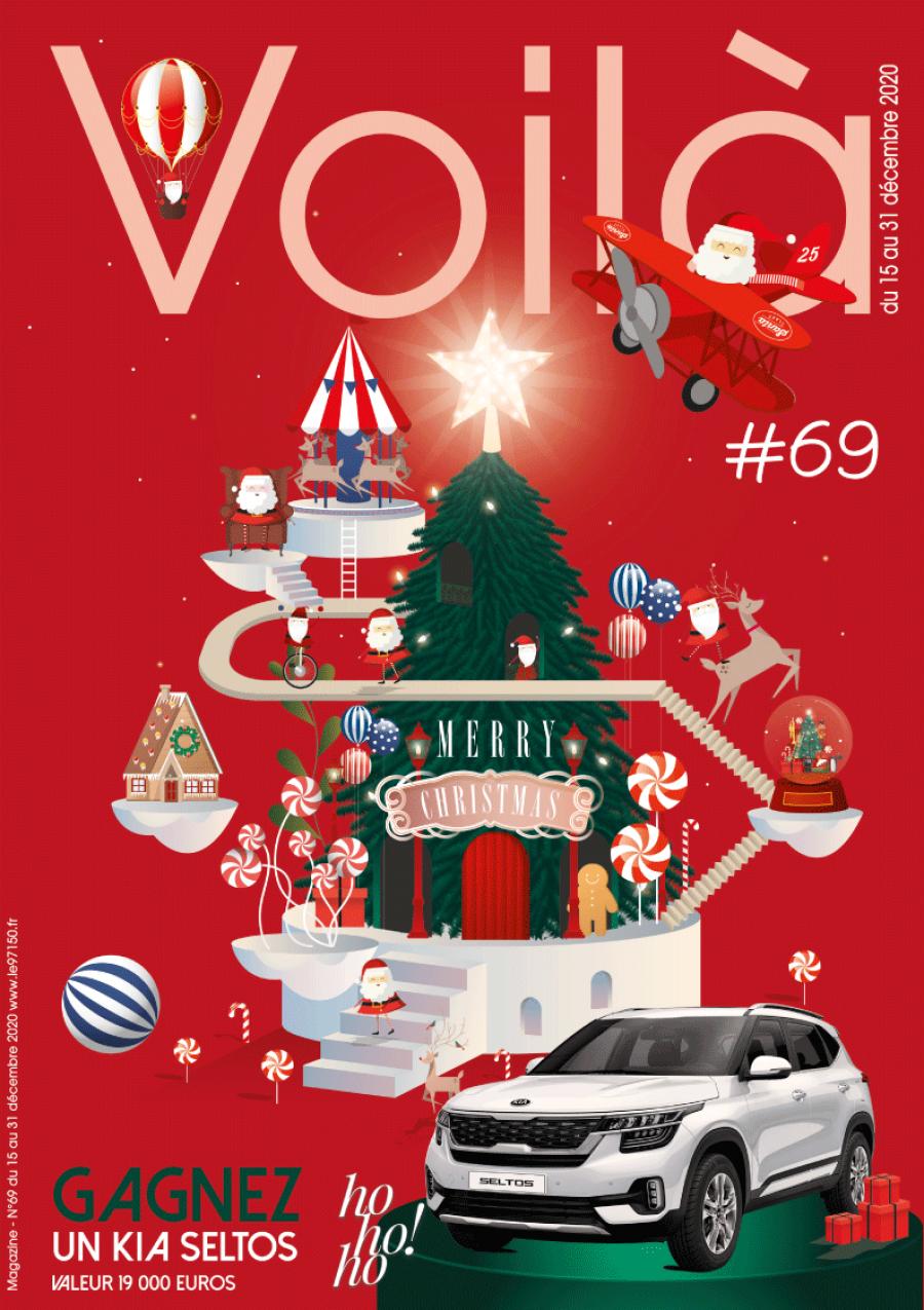Voilà magazine nº69