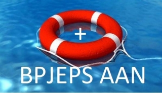"BPJEPS - activités aquatiques et de la natation"": une formation en 2022"