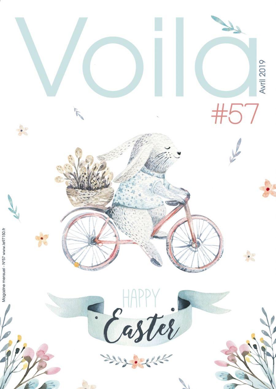 Voilà magazine nº57